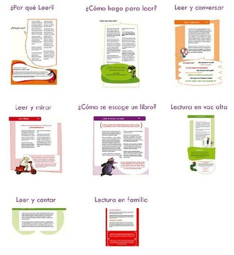 Consejos para el Fomento Lector en la Primera Infancia « Chile Crece Contigo | Bibliotecas Escolares Argentinas | Scoop.it