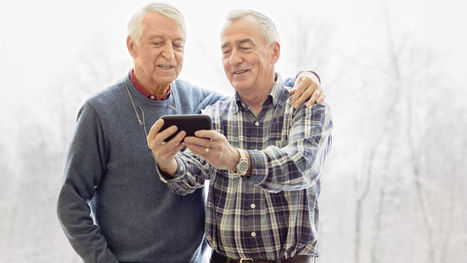 Do LGBT Seniors Need A Room Of Their Own? | LGBT Seniors | Scoop.it