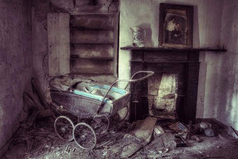 Abandoned Irish farmhouse  | Urban Decay Photography | Scoop.it