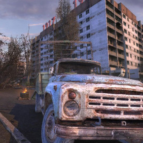 (Not) Only in Russia: 7 Deserted Wonders of the Former USSR   Abandoned Houses   Scoop.it