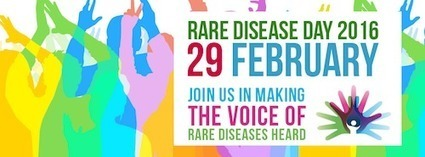 Rare Disease Day 2016: Patient Voice | Highlight HEALTH | Scoop.it