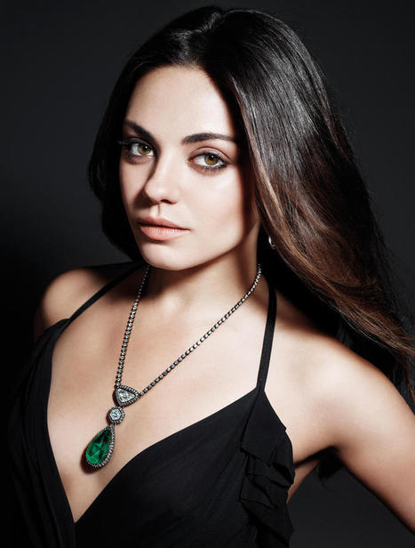 Mila Kunis | Girls | Scoop.it