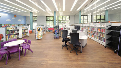 Designing Libraries - Redesigned Exeter Central Library opens | ABCDaire : architecture, bibliothèque, culture, design | Scoop.it
