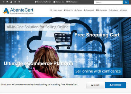 Best Open Source eCommerce System 2015 | Php Development Company India | Scoop.it