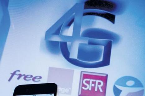 Free Mobile tente de torpiller la stratégie 4G   Free, trublion de la 4G   Scoop.it