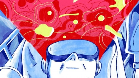 It may not be long before your doc is prescribing you a dose of virtual reality instead of painkillers | The future of medicine and health | Scoop.it