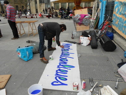 14 Avril - Préparations   #marchedesbanlieues -> #occupynnocents   Scoop.it