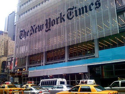 Inside TimeSpace, the New York Times' new startup accelerator | futurewebnews | Scoop.it