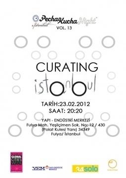 PECHAKUCHA NIGHT İSTANBUL VOL. 13 – Global Cities Week ... | Creative Cities | Scoop.it