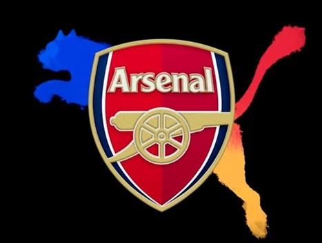 Puma pilote la révolution à Arsenal | Insolites | Scoop.it
