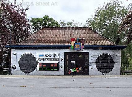 Urban Music Shop | DESARTSONNANTS - CRÉATION SONORE ET ENVIRONNEMENT - ENVIRONMENTAL SOUND ART - PAYSAGES ET ECOLOGIE SONORE | Scoop.it