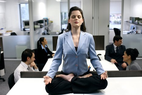 These 7 iPhone Apps for Meditation Make Us Want To Inhale, Exhale, Inhale, Exhale | Iphone Apps | Scoop.it
