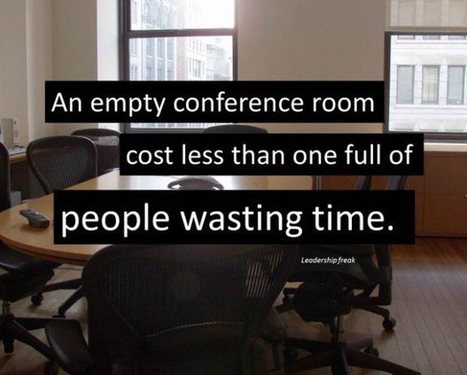 10 Commandments that Fix All Lousy Meetings | The Second Mile | Scoop.it