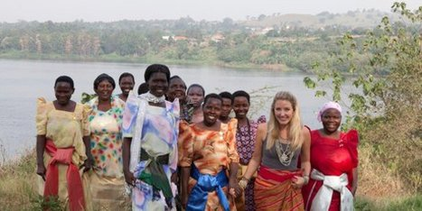 Weaving Together Women on Two Continents - Huffington Post | sustainable luxury | Scoop.it