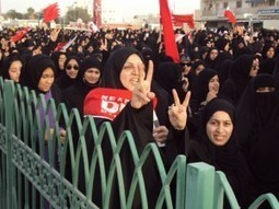 Huge March Broken Up by Tear Gas; Activists Determine to Reach Pearl Roundabout   Witness Bahrain   Human Rights and the Will to be free   Scoop.it
