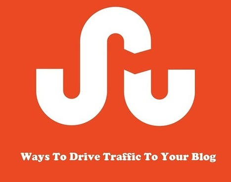 6 Ways To Increase Your Traffic With StumbleUpon | Geek Rises | 7 Things To Do Before Publishing Your Blog Post | Scoop.it