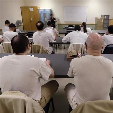 College Returns to Prison; Hope Is Fewer Prisoners Will | Digital literacies for incarcerated students | Scoop.it