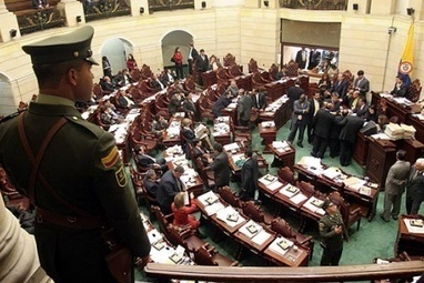 Congreso colombiano es uno de los más corruptos de Latinoamérica | LA F.m. | Bioderecho y Ciencias Jurídicas | Scoop.it