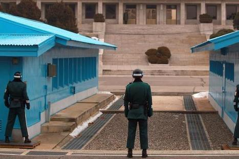 Seoul to invest in nighttime surveillance along DMZ - UPI.com   Skip Tracing   Scoop.it