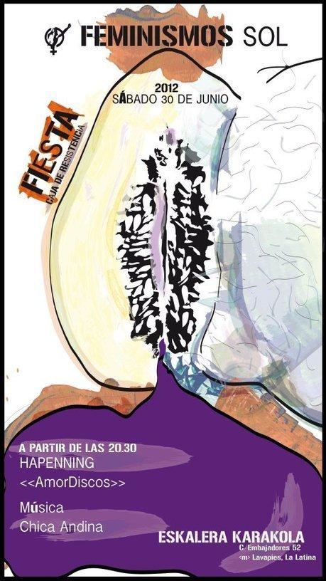 Fiesta de Feminismos Sol | #12M15M | Scoop.it