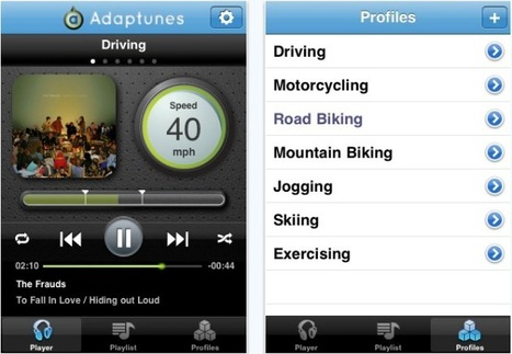 10 iPhone Apps for Music Lovers | Innovative mobile services | Scoop.it