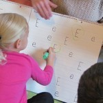 Exploring capital and lowercase letters with my preschoolers | Teach Preschool | Scoop.it