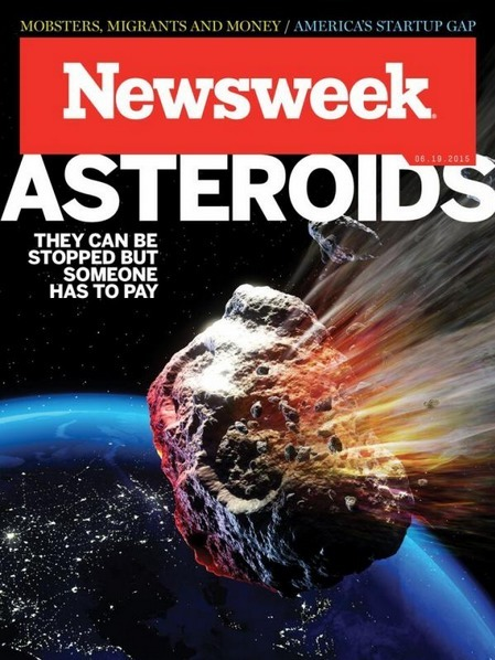 We Can Save Ourselves From Earth-Killing Asteroids, but Someone Has to Pay - Newsweek | More Commercial Space News | Scoop.it