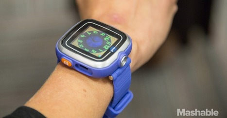 There Is Now a 'Smartwatch' for Kids | Let's Travel the world | Scoop.it