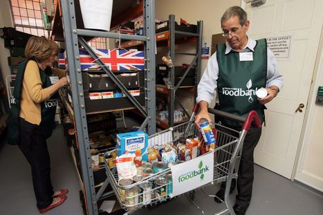 Ros Wynne-Jones Real Britain column: Foodbanks on George Osborne's doorstep and the Save Trafford General Hospital campaign | Austerity Cuts | Scoop.it