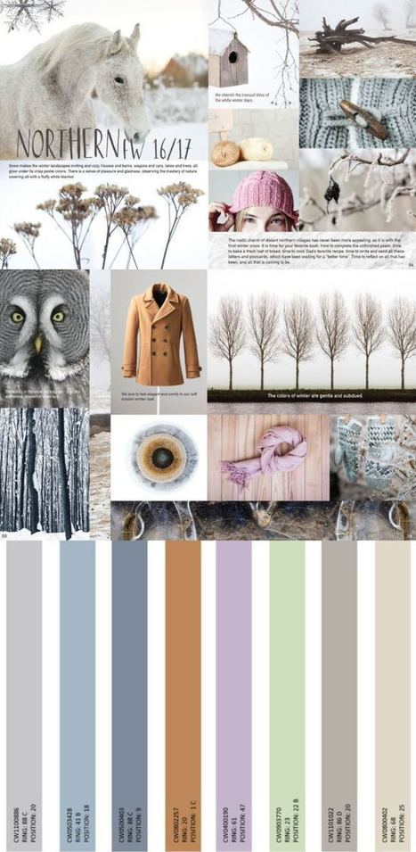 tuesday trending: csi's autumn/winter 2016/2017 | Colour Trends - Tendències de Color. | Scoop.it