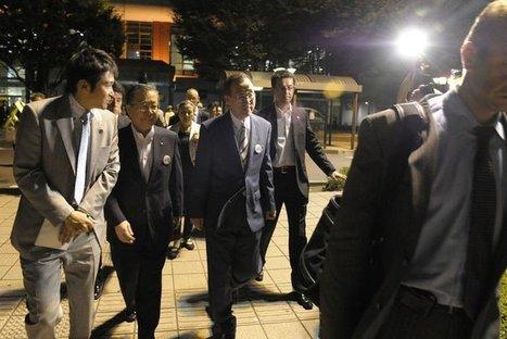 Japon: Ban Ki-moon dans la zone de la centrale de Fukushima | LExpress.fr | Japon : séisme, tsunami & conséquences | Scoop.it