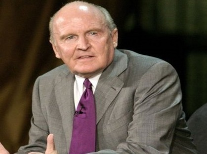 7 Lessons Jack Welch Taught Me about Being a Business Leader   Thought Leaders   Scoop.it
