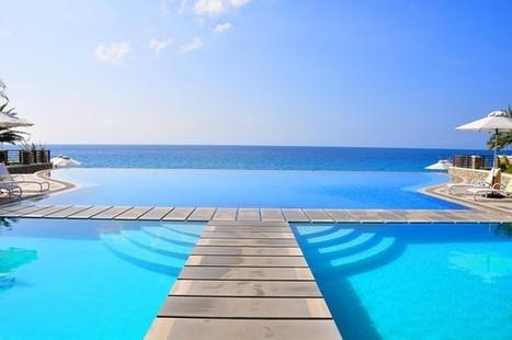 30 Spectacular Infinity Pools That Will Rock Your Senses [Part One] | Everything from Social Media to F1 to Photography to Anything Interesting | Scoop.it