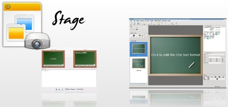 Stage - a flexible presentation application | Digital Presentations in Education | Scoop.it