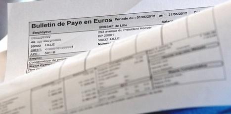 Les non-cadres gagnent 1.541 euros bruts en moyenne | Actus - Divers | Scoop.it