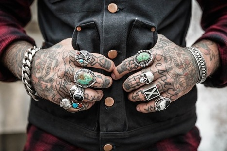Algunas desventajas de llevar tatuajes que quizás no sabías   I didn't know it was impossible.. and I did it :-) - No sabia que era imposible.. y lo hice :-)   Scoop.it