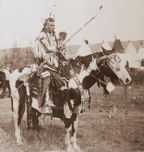 Remembering Lakota Ways   Horse and Rider Awareness   Scoop.it