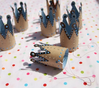 10 corones creatives per celebrar l'arribada dels Reis Mags | Actualitat educativa | Scoop.it