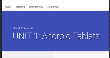 Excellent Resources to Help You Integrate Android Tablets in Your Teaching ~ Educational Technology and Mobile Learning | iEduc | Scoop.it