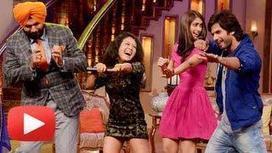 Shahid Kapoor Ileana D'Cruz Comedy Nights With Kapil   Bollywood Latest News   Scoop.it