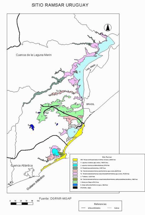 El MOVUS ante Ramsar | Observatorio Minero del Uruguay | MOVUS | Scoop.it