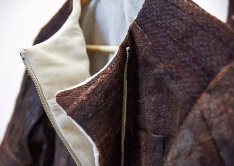 Brest Le perfecto en peau de poisson reçoit un prix de l'innovation   Métiers, emplois et formations dans la filière cuir   Scoop.it
