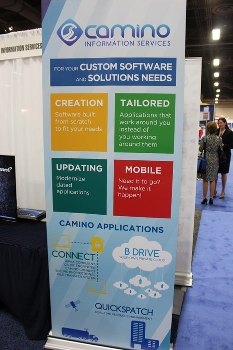 Software Development Company Camino IS at NWCD Conference | Technology | Scoop.it