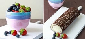 Food Art: Artic Roll and Berry Buddies, food photography by Sandeea | Food, history and trivia | Scoop.it
