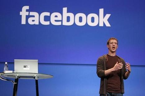 Why Facebook Could Become the World's Biggest Healthcare Network | Online communications | Scoop.it
