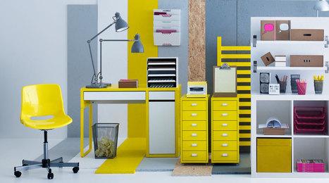 Büromöbel | IKEA | Scoop.it