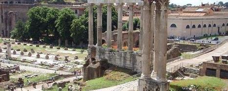 Descubren el templo más antiguo de Roma | Mundo Clásico | Scoop.it
