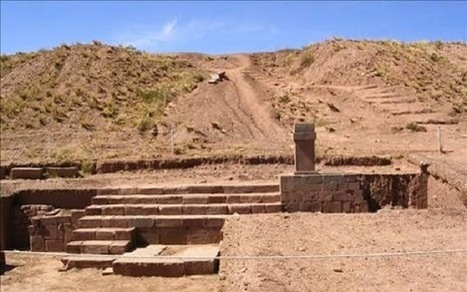 Bolivia detects buried pyramid at Tiahuanaco site | The Archaeology News Network | Kiosque du monde : Amériques | Scoop.it