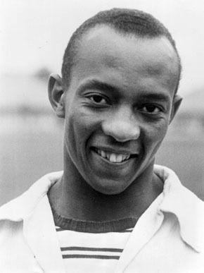 Leni Riefenstahl Captures Jesse Owens Dashing Nazi Dreams at the 1936 Olympics | world-Documentary | Scoop.it