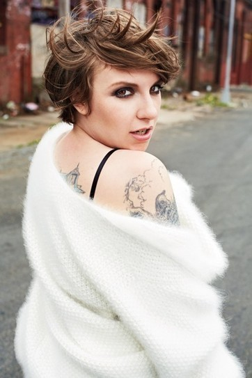 Lena Dunham Opens Up About Her Body Confidence In Exclusive Interview